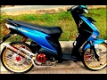Download Cah Gagah | Video Modifikasi Motor Honda Beat Velg Jari-jari Ring 17 Airbrush Keren Terbaru Part 3 Video
