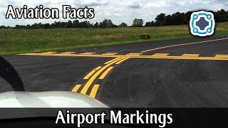 Download Airport Markings And Signs - Aviation Facts Video