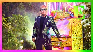 Download Elton John - Farewell Yellow Brick Road Tour: The Launch (VR180) Video