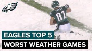 Download Top 5: Worst Weather Games Video