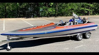 Download Finnegan's Garage Ep.68: I'm Working on the 711ci Twin Turbo Hemi Jet Boat Again! Video
