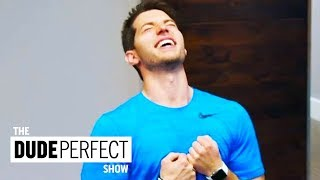 Download Dude Perfect Teaches Coby How To Play Like a Champion on CMT's Dude Perfect Show Video