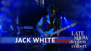 Download Jack White Performs 'Ice Station Zebra' Video