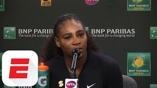 Download Serena Williams shuts down reporter: 'I've never tested positive' for banned substances | ESPN Video