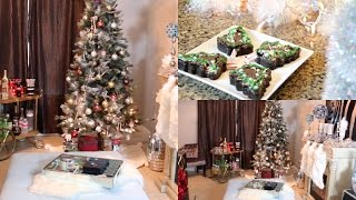 Download Decorate With Me! Christmas Room Tour - Christmas Decorating Ideas 2014 - MissLizHeart Video