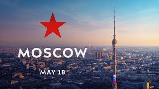 Download Москва Россия Аэросъемка Май 2018 // DJI Phantom 4 PRO и Mavic Air Video