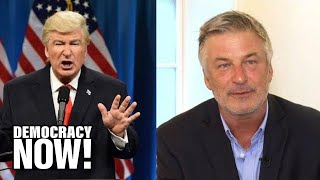 Download Predicting Trump Won't Last Full Term, Alec Baldwin Speaks Out on Impersonating the President Video