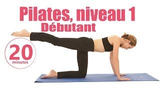 Download Pilates Niveau 1 Débutant - Cours fitness complet Video