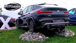 Download 2019 BMW X4 XDrive 3.0 & BMW X4 M40i TECH REVIEW (1 of 2): MAJOR Skin Deep Changes Video