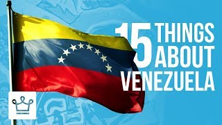 Download 15 Things You Didn't Know About Venezuela Video