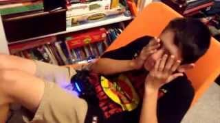 Download Psycho Boy Destroys PS4 Controller Video