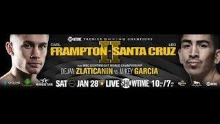 Download Dwyer 17-1-27 Final Thoughts on Carl Frampton v. Leo Santa Cruz Rematch Video