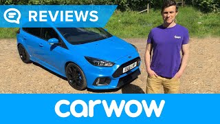 Download Ford Focus RS Hot Hatch 2017 review   Mat Watson Reviews Video