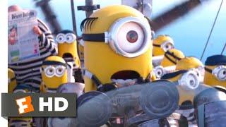 Download Despicable Me 3 (2017) - Bubblegum Rescue Scene (9/10) | Movieclips Video