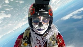 Download GoPro: Day of the Dead Skydive with Roberta Mancino Video