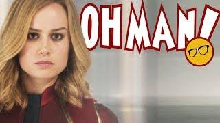 Download Captain Marvel Review | Agenda Invades The MCU Et Tu, Kevin? Video
