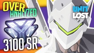 Download Overwatch Coaching - Genji - DIAMOND 3100 SR - [OverAnalyzed] Video