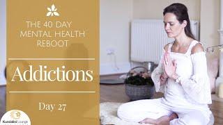 Download Balancing Impulse Behaviour & Addictions - Yoga for Mental Health - Day 27 with Mariya Gancheva Video