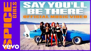 Download Spice Girls - Say You'll Be There Video