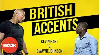 Download Kevin Hart & Dwayne Johnson Do Their Best British Accents & Slang Video
