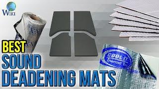Download 6 Best Sound Deadening Mats 2017 Video