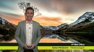 Download Friday afternoon forecast 29/12/17 Video