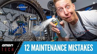 Download 12 Common Bike Maintenance Mistakes And How To Avoid Them Video