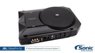Download JBL BassPro SL 8″ Powered Subwoofer Enclosure System | Product Overview Video