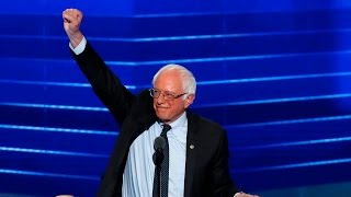 Download Watch Sen. Bernie Sanders' full speech at the 2016 Democratic National Convention Video