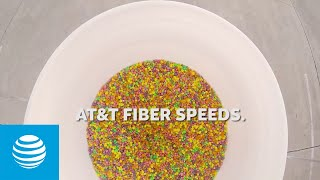 Download Slow download vs. AT&T Fiber with OMGChad | AT&T Video