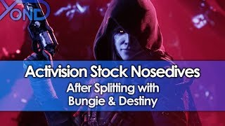 Download Activision Stock Nosedives After Splitting with Bungie & Destiny Video