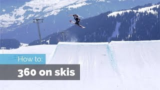 Download HOW TO 360 ON SKIS | 4 COMMON MISTAKES & CORRECTIONS Video