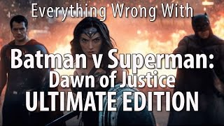 Download Everything Wrong With Batman v Superman: Dawn of Justice ULTIMATE EDITION Video