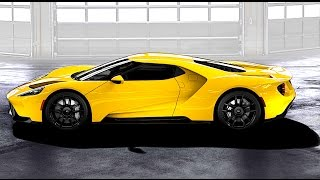 Download Ford GT 2017 Driving + Ford GT 66 Ltd Edition New Ford GT INTERIOR On Sale (No Engine Sound) CARJAM Video