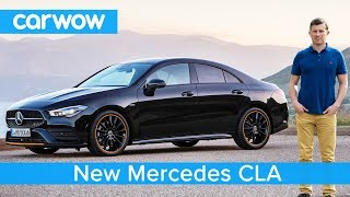 Download New Mercedes CLA 2020 - see why it's WAY cooler than an Audi A3 Saloon! Video