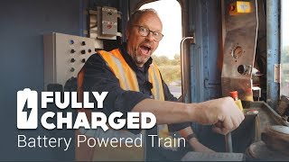 Download Battery Powered Train | Fully Charged Video