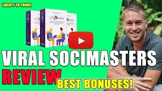 Download Viral SociMasters Review - 🛑 STOP 🛑 YOU 1001% HAVE TO WATCH THIS 📽 BEFORE BUYING 👈 Video