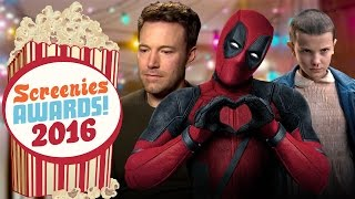 Download 2016 Screenies Awards! - The Best & Worst in Movies & TV Video