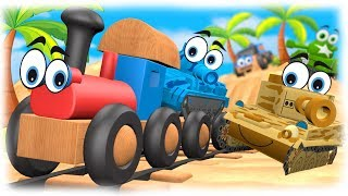 Download CARTOON FOR CHILDREN Tropical Vacation Video