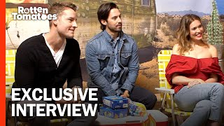 Download UNCUT 'This is Us' Cast Interview | Rotten Tomatoes @ SXSW 2018 Video