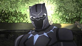 Download Black Panther | Marvel's Avengers: Secret Wars | Disney XD Video