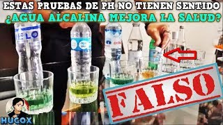 Download EL GRAN FRAUDE DEL AGUA ALCALINA | @SoyHugoX Video