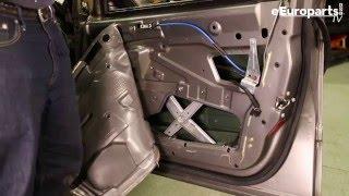 Download SAAB 9-5 Window Roller DIY and Door Rattle Fix Video