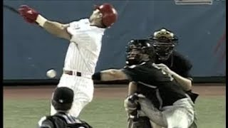Download MLB Swinging at Pitches That Hit Them Video