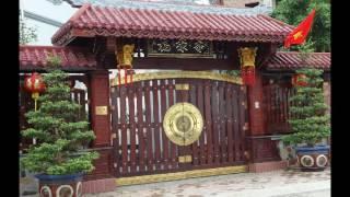 Download cổng gỗ 4 cánh, cổng gỗ 2 cánh, mẫu cổng gỗ đẹp, mẫu cổng gỗ lim Video