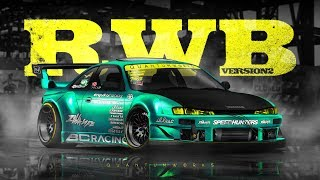 Download RAUH-Welt Nissan Silvia S14 K V2 [TIMELAPSE] [PHOTOSHOP] [VIRTUAL TUNING] Video