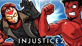Download INJUSTICE 2 - HELLBOY CHARACTER DLC! Vs Cartoonz! Video