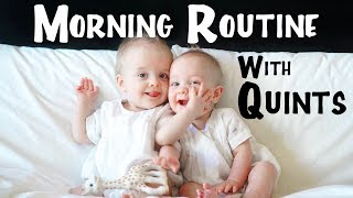 Download Morning Routine With 5 BABIES and 2 BOYS Video