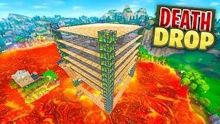 Download DEATH DROP Custom Game in FORTNITE Video