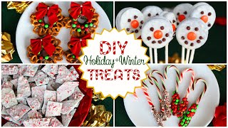 Download DIY Holiday/Winter Treats! Quick, Easy, and Delicious Video